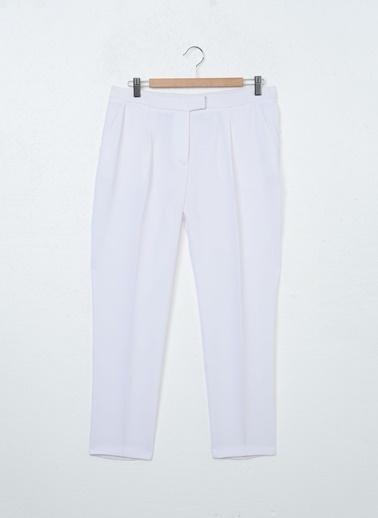 Flo / Zilan Grp Pantolon Beyaz